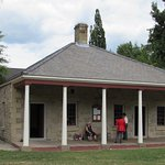 Soldiers Guard House.