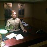 officer cabin