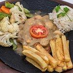 Delicious food at Cafe du mont, nagarkot