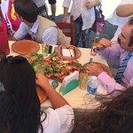 """Televisa """"El Bienamado"""" servicio de Catering para escenas de novela Restaurante Agave."""