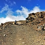 Mauna Kea Summit Lake Waiau trail