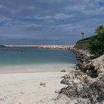 Beach at Runaway Bay