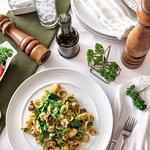 Recchitelle Broccoli Sausiccia e Rucola
