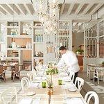 Ostro Mediterranean restaurant at the dusitD2 Kenz Hotel