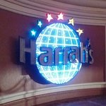 Warm Welcome from Harrahs Nov 16
