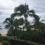 Luxurious hotel rooms.  Beautiful beach.