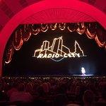 Radio city music hall- Rockettes show ids great
