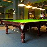 Billiard club 12ft - pool, snooker