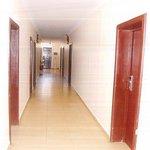 Rooms corridor