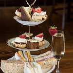 A Bubbly Afternoon Tea