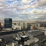 We elected for the mountain view since it is likely quieter than the strip view