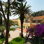 Parco di Villa Rosella Resort