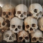 Choeung Ek (Killing Fields) Foto