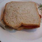 Bacon & Egg Sarnie!