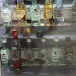 Great mini bar