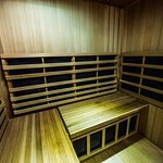 Infrared Sauna, the only one in the area! Detox & rejuvenate!