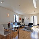 Two Bedrooms Apartment (accommodation max 5 adults) - Dining area and living room.