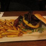 Ninety Nine Restaurant-Burger