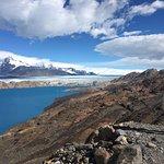 Upsala Glacier (Fossil Valley) Hike