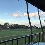 A view from the lanai