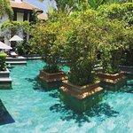 pool nearer to gym/spa