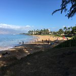 Kamaole Beach Parks 1, 2 and 3 are all within short distances of each other.