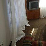 Lounge - noe curtaining