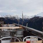 Bergrestaurant Strela Alp - Schatzalp Foto