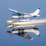 Fly in a seaplane!