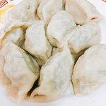 Pork and Leek Dumplings