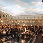 Grand Canal Shoppes at The Venetian Hotel & Casino in Las Vegas, Nevada