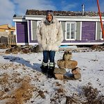 The only building in Iqaluit with a green roof!