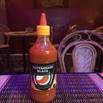 Battambang Blaze Chilli Sauce ONLY available at Ellys Bar and Grill