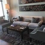 The amazing Caroline Astor suite, sitting area