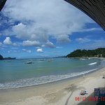 Ogie Beach Pension & Resto Bar Foto