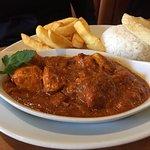 Homemade curry :-)