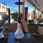 Beautiful day for Coffee and Shisha in Ayia Napa 😊👍