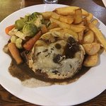 Absolutely wonderful, went both nights during our stay in Wetherby. Absolutely massive portions