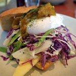 Pickled egg roll