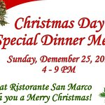 We hope to see you on Christmas Day!