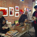 Northwind's annual art supply sale in the Artist Showcase 2016