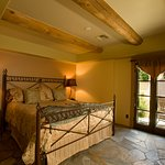Villa three bedroom with king size bed.