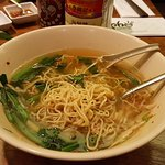 Seafood soup at pho