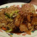 S&S Chicken/House Chow Mein Combo...