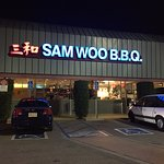 Front of Sam Woo BBQ