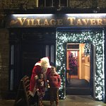 Village Tavern  Great meal as always and lovely craft beers. I can't see Santas Eyes....Wonder w