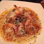 Claim Jumper Shrimp Fresca Pasta