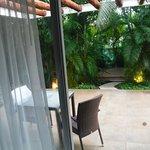 Junior Garden View Jacuzzi Suite