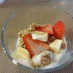 breakfast -- parfait