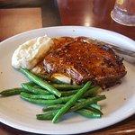 Hickory BBQ Pork Chop